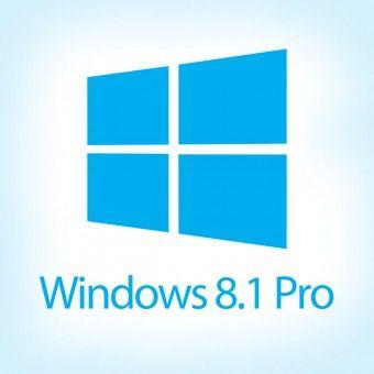 Windows 8.1 Pro Aktivierungsschlüssel für 32 / 64 Bit - Download / ESD