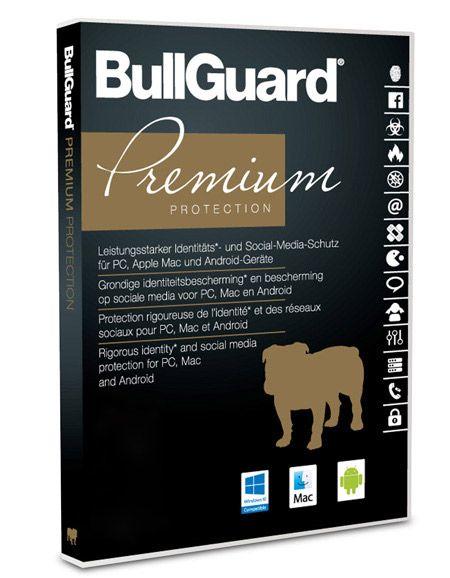 BullGuard Premium Protection 2020 - 5 Geräte / 1 Jahr - ESD