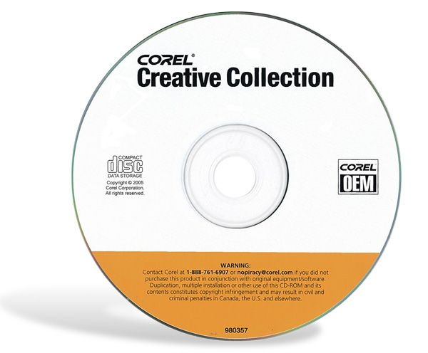 Corel Creative Collection