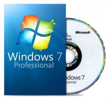 Windows 7 Professional 32 Bit - MAR Refurbished