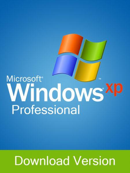 Windows XP Professional SP3 32Bit - Aktivierungsschlüssel Download / ESD