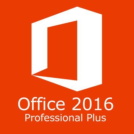 Office Professional Plus 2016 Aktivierungsschlüssel